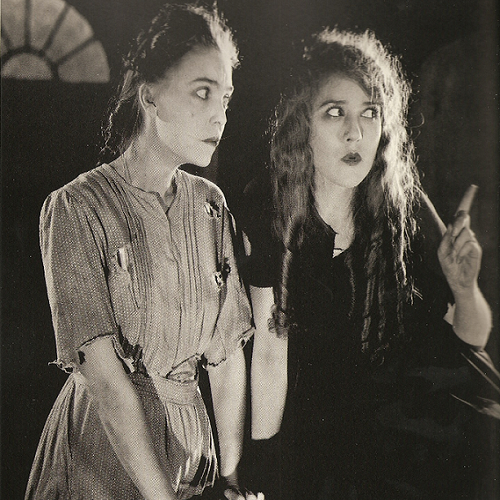 ZaSu Pitts & Mary Pickford