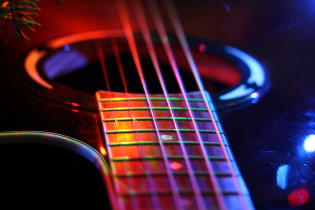 Guitar Ensemble in the Library- Dec 11 at 3:45pm