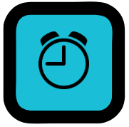 Icon: Clock, Time