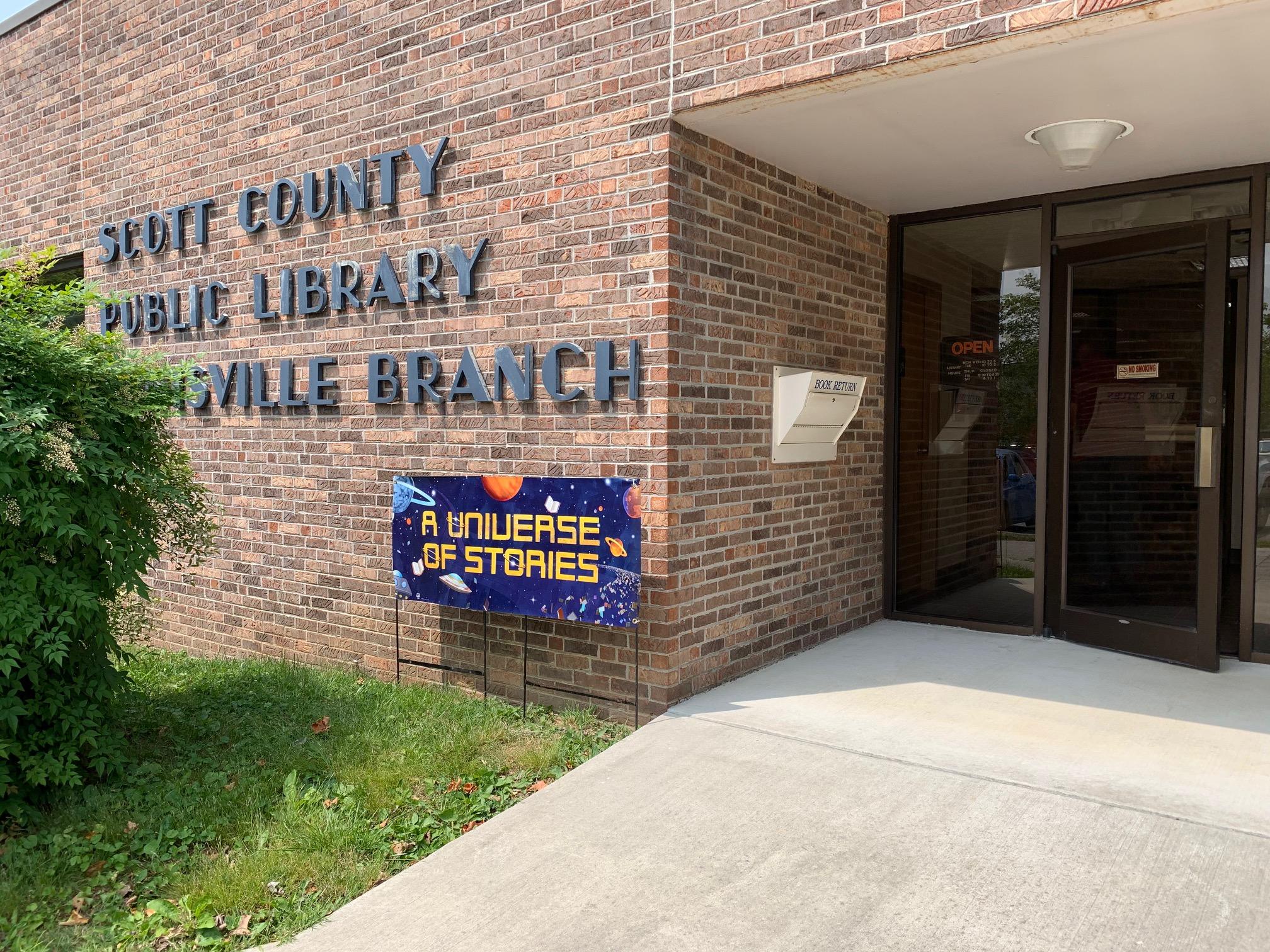 Photo of Huntsville Public Library