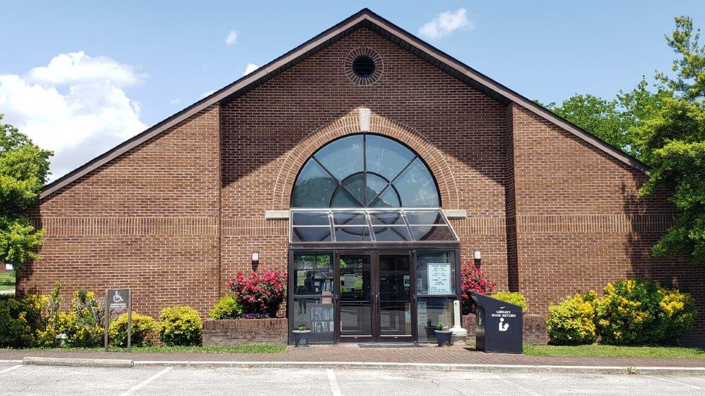Photo of Rocky Top Public Library