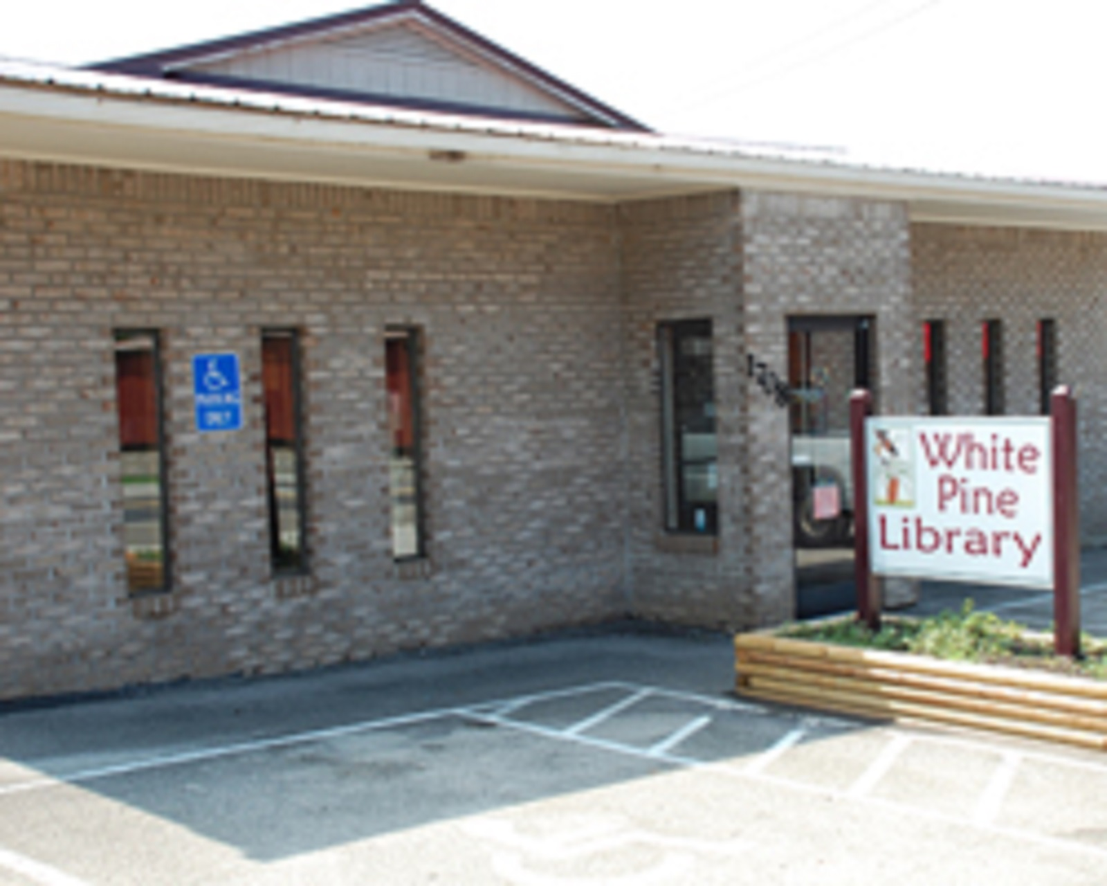 Photo of White Pine Public Library