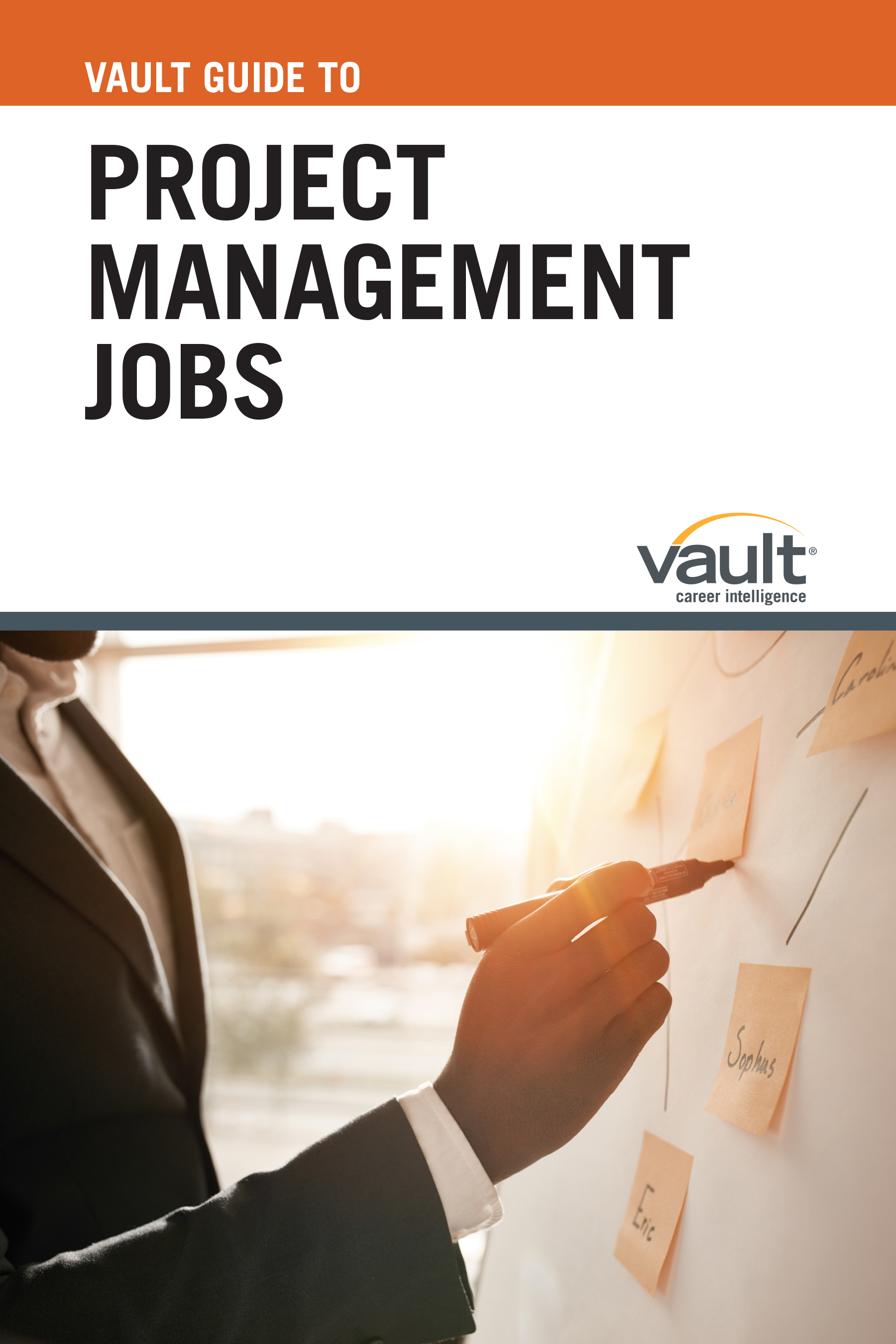 2018 Vault Guide to Project Management Jobs