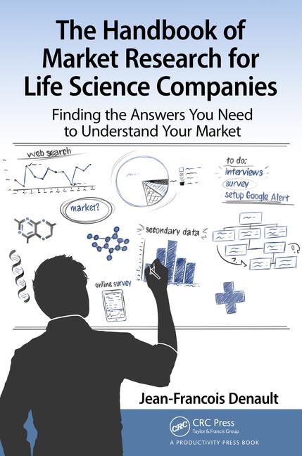 Handbook of Market Research for Life Sciences cover