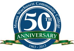 MWCC 50th Anniversary Seal