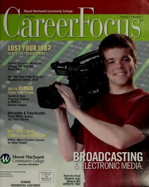 Career Focus cover