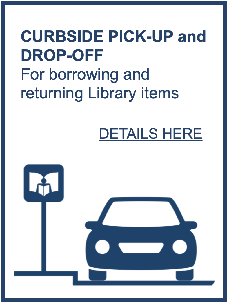 Curbside Pick-Up and Drop-Off