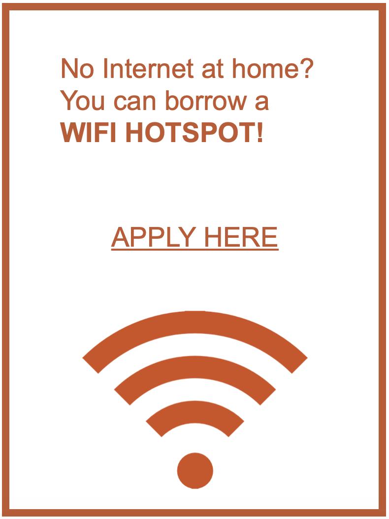 Borrow a WiFi Hotspot