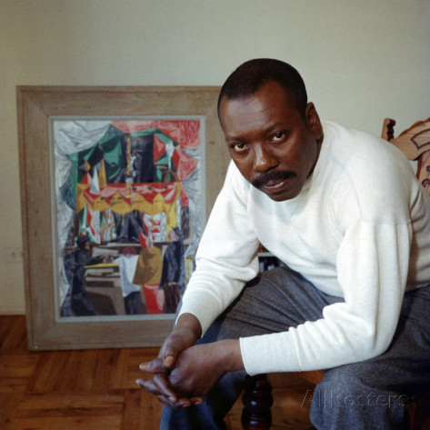 Photo of Jacob Lawrence