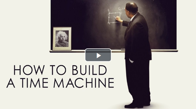 How to Build a Time Machine: Two Men Attempt to Travel Through Time