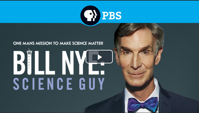 Bill Nye: One Man's Mission to Make Science Matter