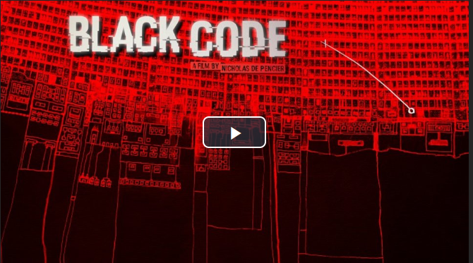 Black Code: Where Big Data Meets Big Brother