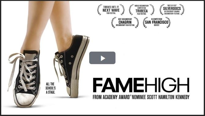Fame High: The Talented Students at the Los Angeles County High School for the Arts