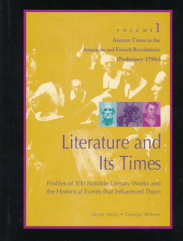 Literature and Its Times