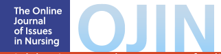 OJIN: Online Journal of Issues in Nursing