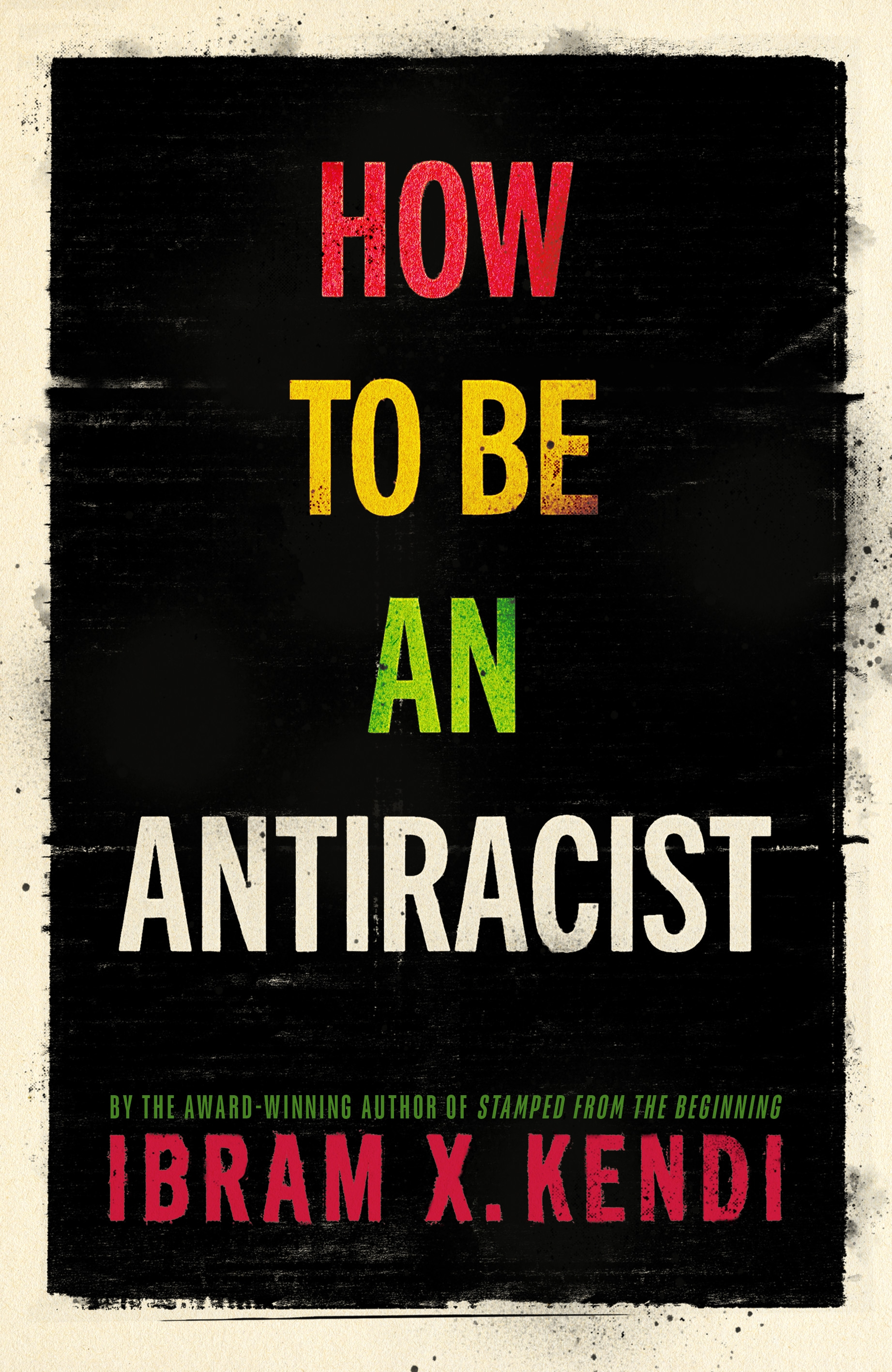 Book How to be an antiracist