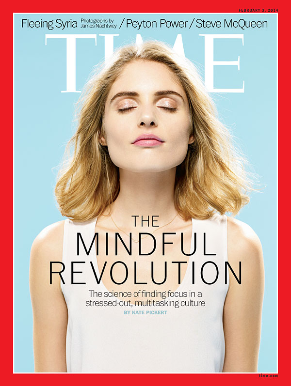 Cover of Time Magazine from February 3, 2014