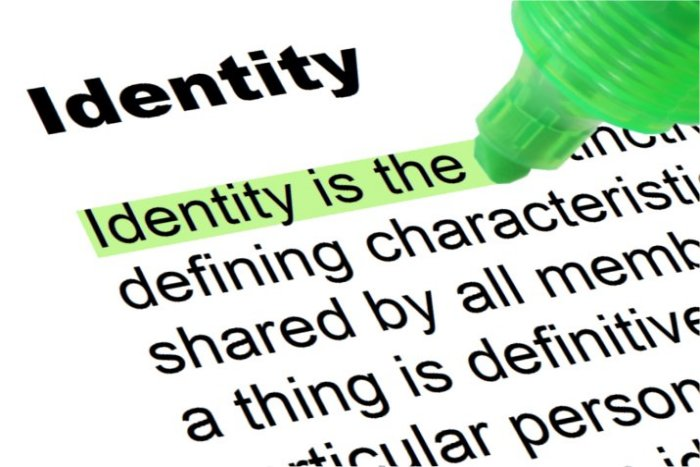Image of Identity Definition