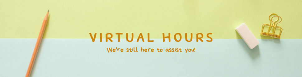 Library virtual hours