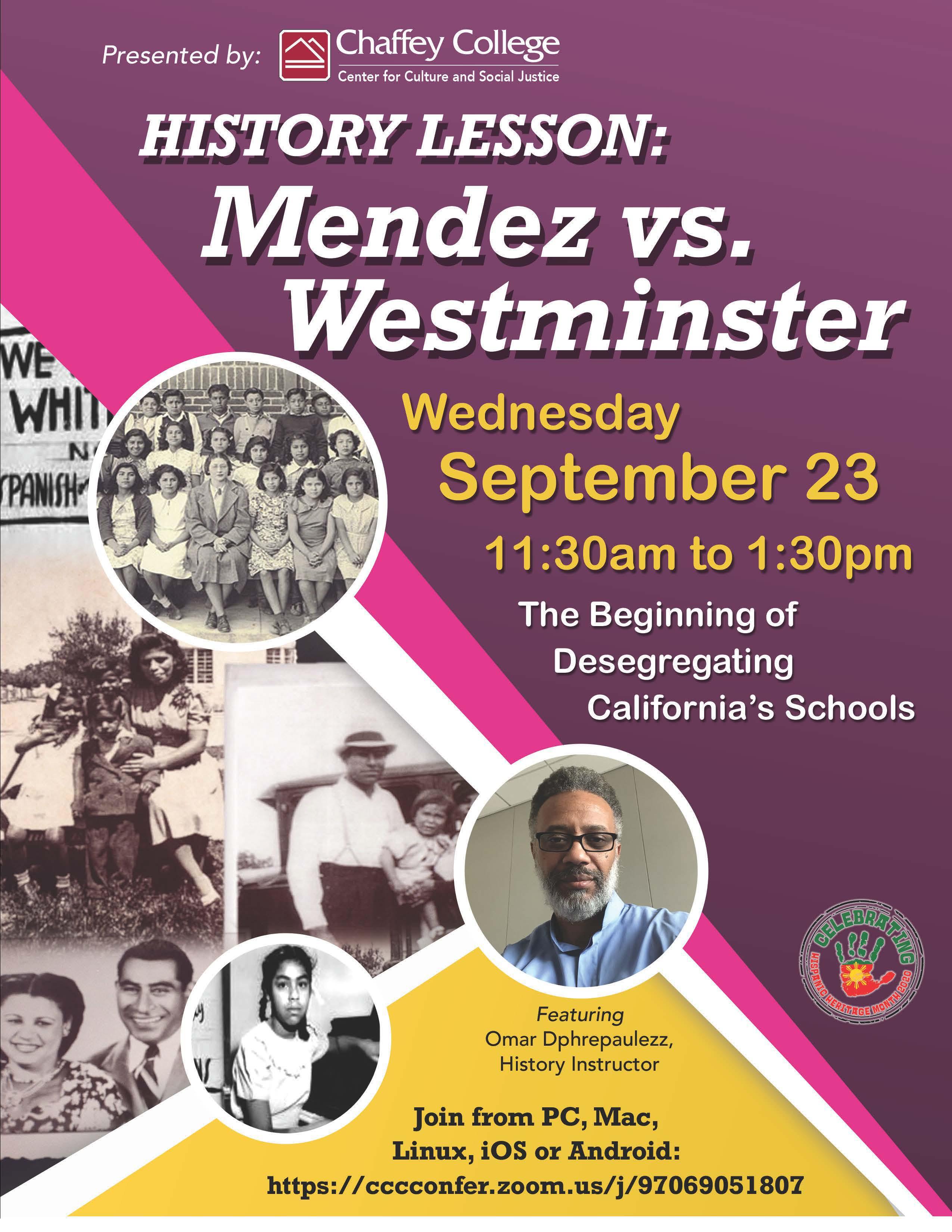 History Lesson: Mendez vs. Westminster
