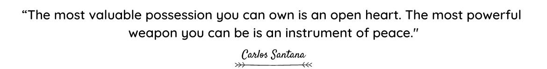Carlos Santa quote