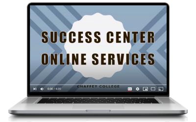 success center online services