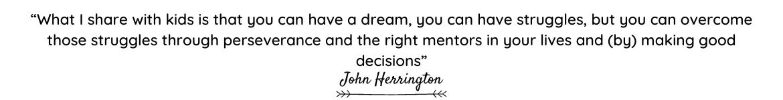 John Herrington quote