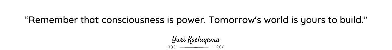 Yuri Kochiyama quote