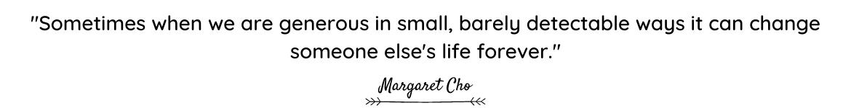 Margaret Cho quote