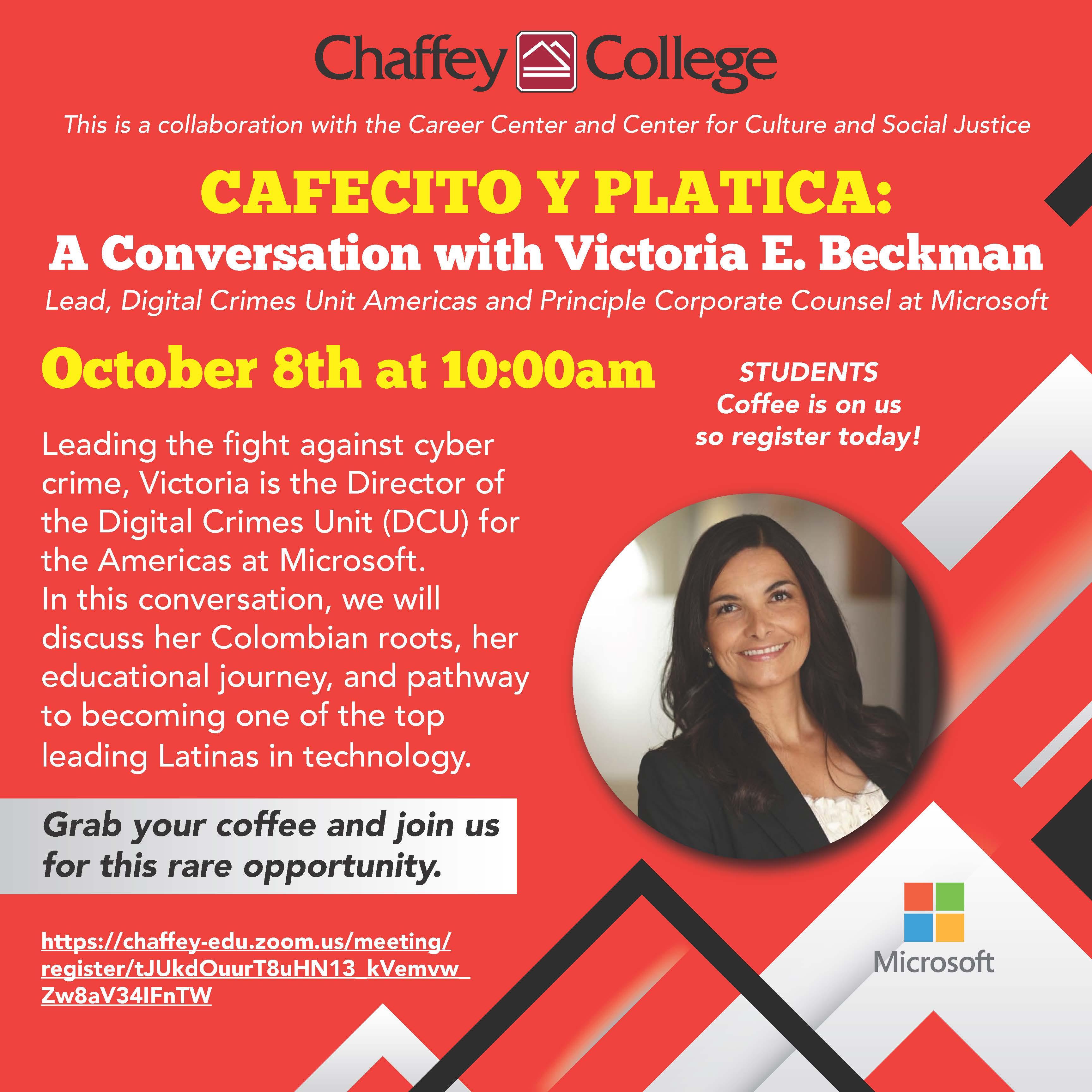 Cafecito y Platica