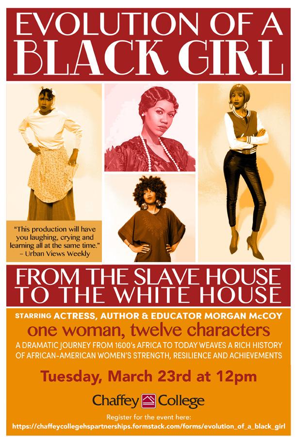 Evolution of a Black Girl
