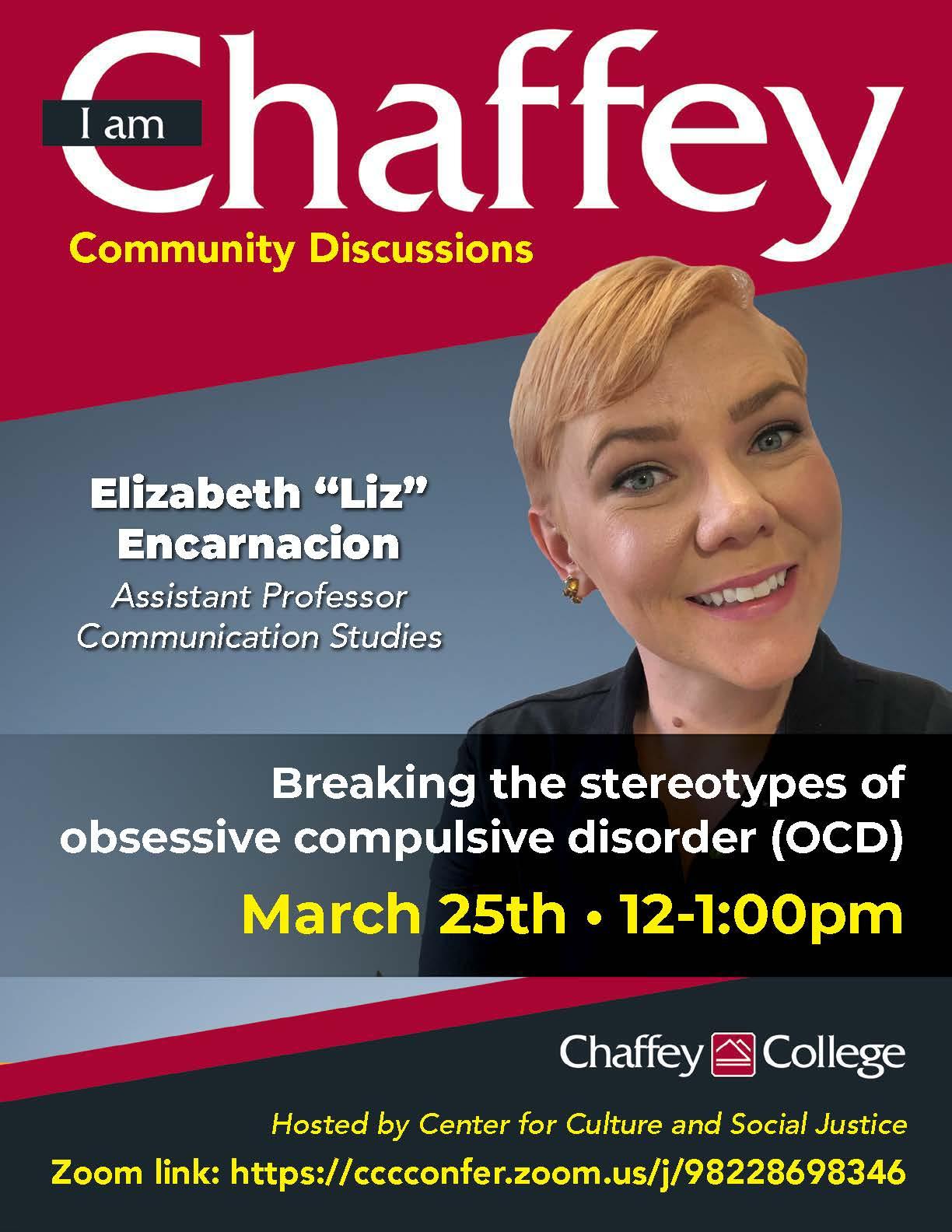 I am Chaffey