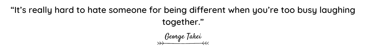 George Takei quote