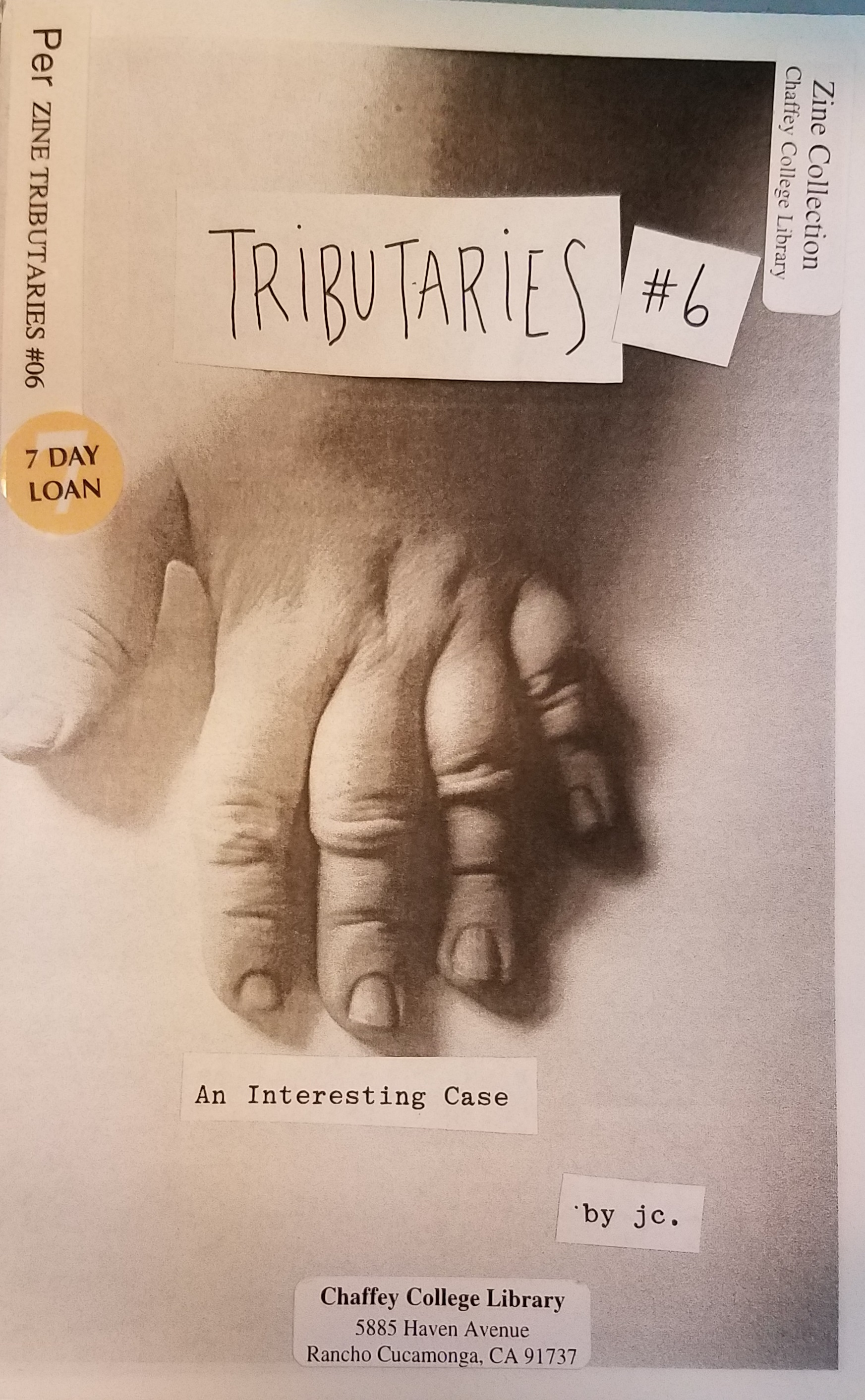 Tributaries #6 : an interesting case