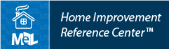 Home Improvement Reference Center web button example