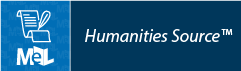 Humanities Source web button example