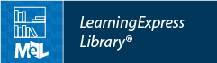 LearningExpress Library web button