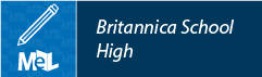 Britannica School High web button example