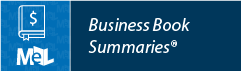 Business Book Summaries  web button example