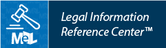 Legal Information Reference Center web button example