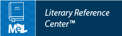 Literary Reference Center web button example
