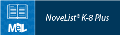 NoveList K-8 Plus web button example