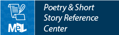 Poetry & Short Story Reference Center web button example