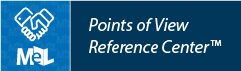 Points of View Reference Center web button example
