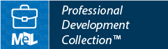 Professional Development Collection web button example