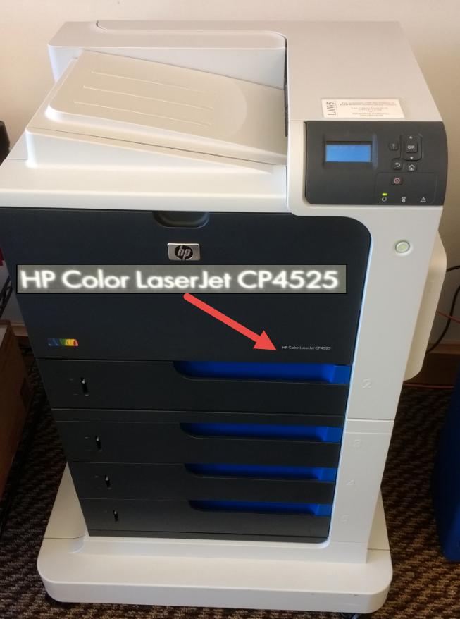Photo of Color Printer