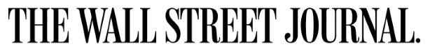 This is a decorative image of the Wall Street Journal logo.