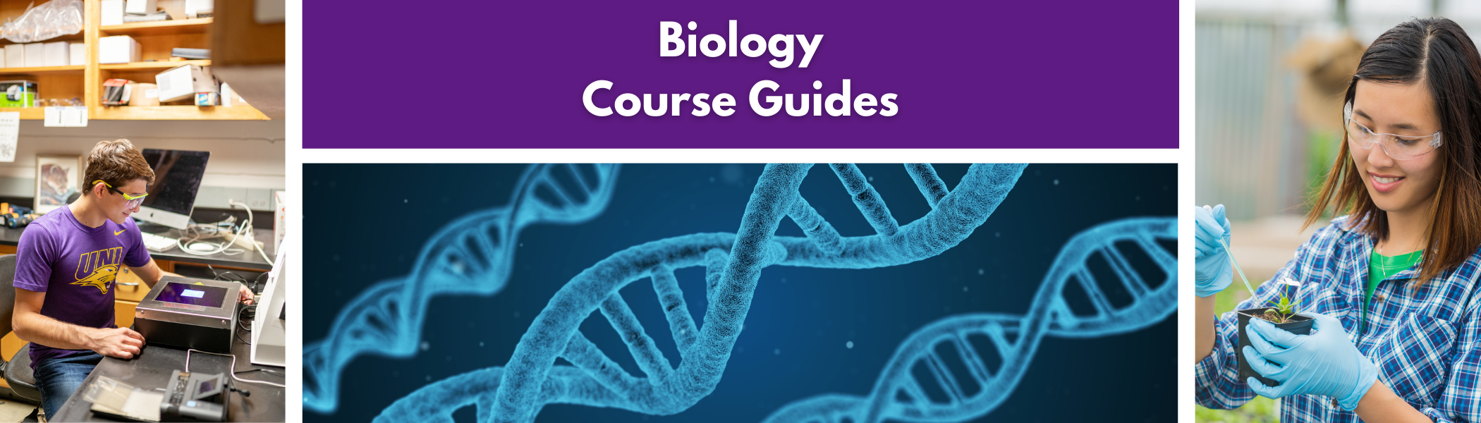 Biology Course Guides