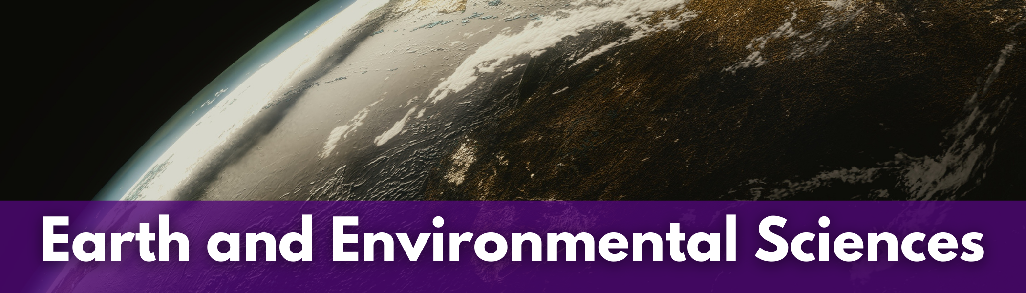 Earth and Environmental Sciences