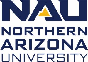 A picture of the NAU logo